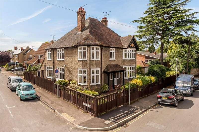5 Bedrooms Detached House for sale in Southborough Road, Chelmsford, CM2