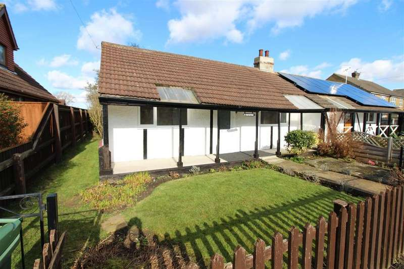 2 Bedrooms Semi Detached House for sale in Anningson Lane, New Waltham, Grimsby, DN36 4LH