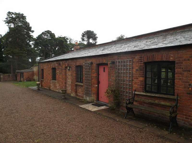 2 Bedrooms Barn Conversion Character Property for rent in Holme Lacy, Hereford