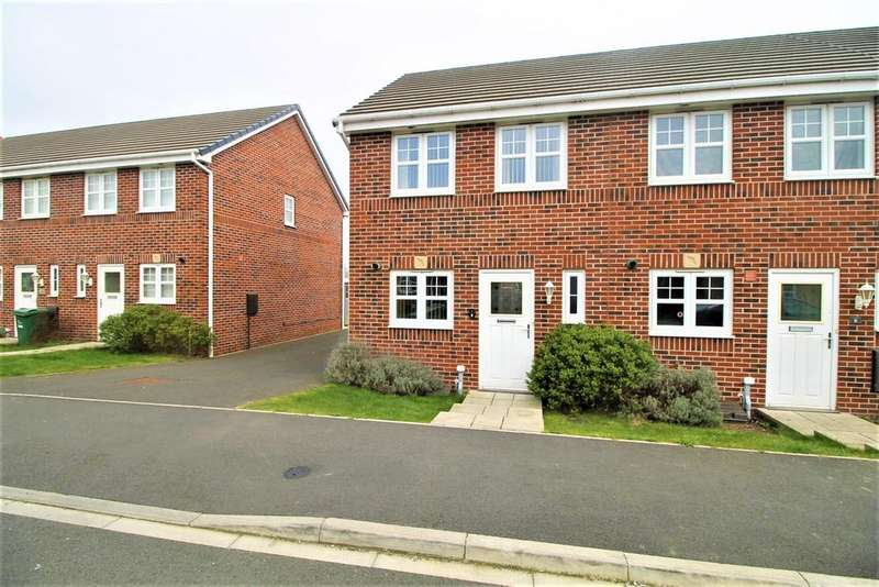 2 Bedrooms End Of Terrace House for sale in Einstein Way, Stockton-On-Tees