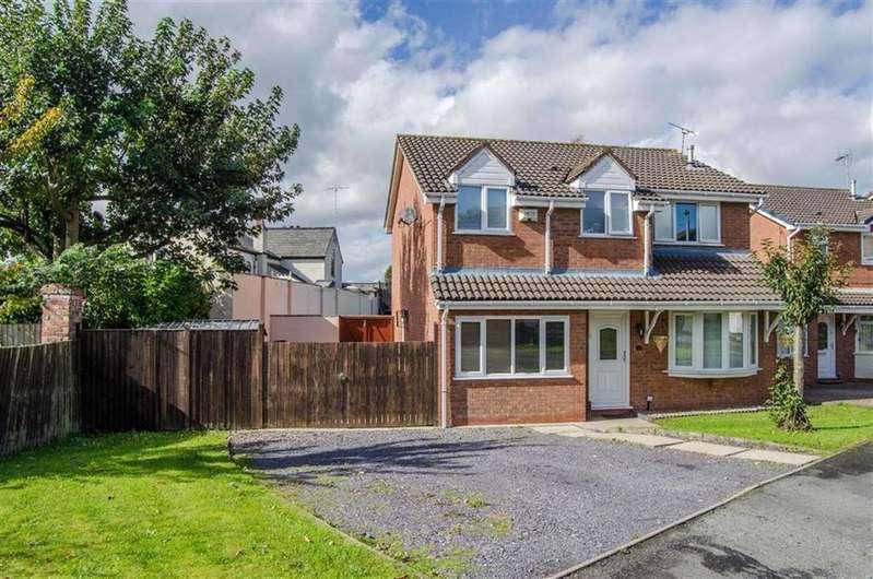 4 Bedrooms Detached House for sale in Coed Y Graig, Penymynydd, Flintshire, Chester, Flintshire