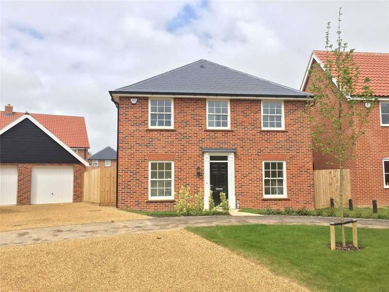 4 Bedrooms Detached House for sale in Plot 110 Broadbeach Gardens, Stalham, Norfolk, NR12