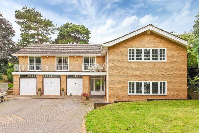 5 Bedrooms Detached House for sale in Church Street, Whatton