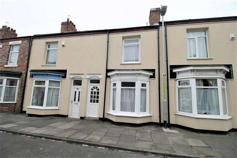 2 Bedrooms Terraced House for sale in Windsor Road, Oxbridge