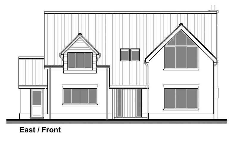 4 Bedrooms Detached House for sale in 4 Firbanks, School Road, Drayton, Norwich, NR8