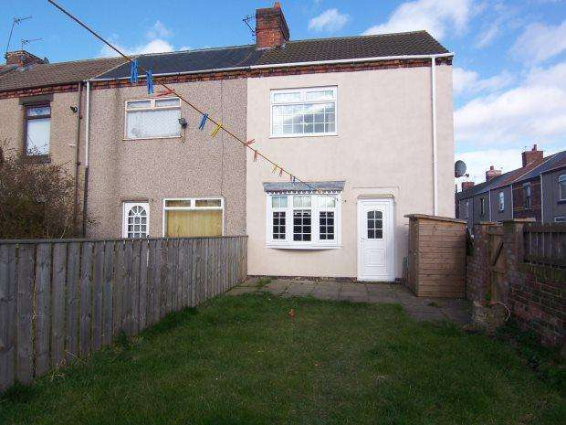 3 Bedrooms Terraced House for sale in WEST STREET, SHOTTON, PETERLEE AREA VILLAGES