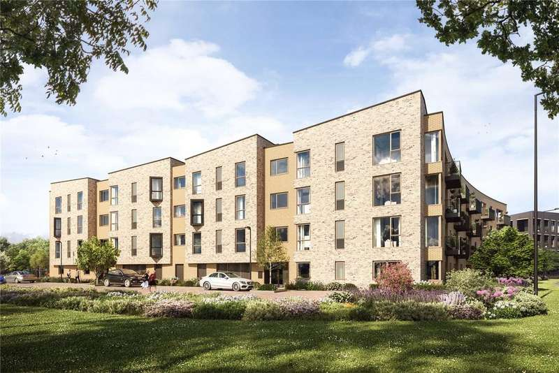 2 Bedrooms Flat for sale in Attwood House Apartments, Mosaics, Headington, Oxford, OX3