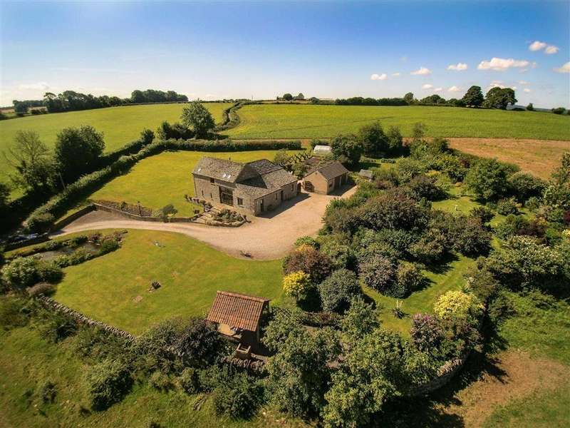 4 Bedrooms Barn Conversion Character Property for sale in Margery Lane, Coleford, Gloucestershire