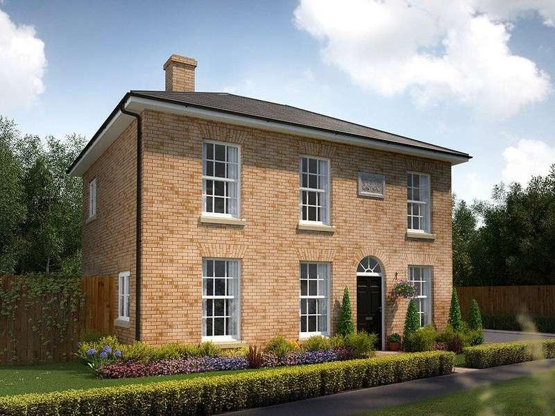 4 Bedrooms Detached House for sale in Plot 152, St George's Park, George Lane, Loddon, Norwich, NR14