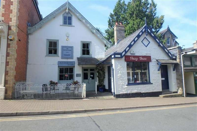 Unique Property for sale in The Pavement, Hay-on-Wye, Hay-on-Wye, Herefordshire