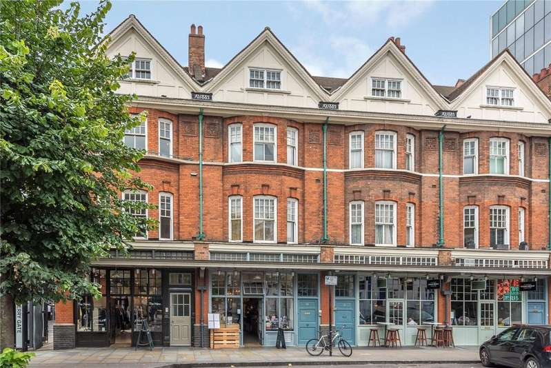 3 Bedrooms Flat for sale in Lamb Street, Shoreditch, Spitalfields, London, E1