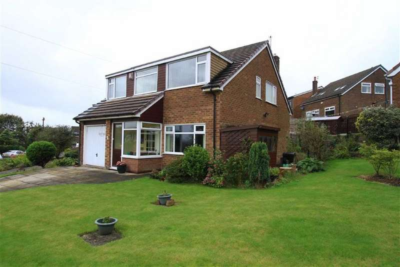 4 Bedrooms Detached House for sale in 5, Stansfield Drive, Norden, Rochdale, OL11