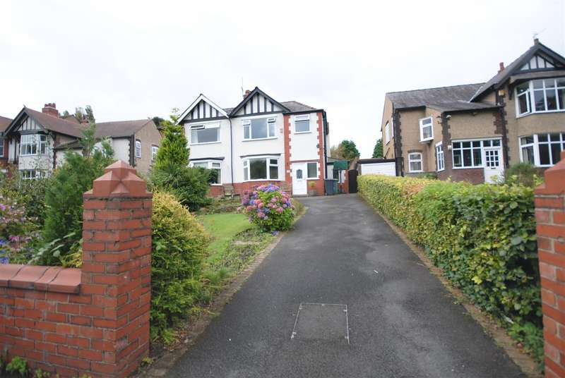 3 Bedrooms Semi Detached House for sale in Brock Mill Lane, Whitley, Wigan