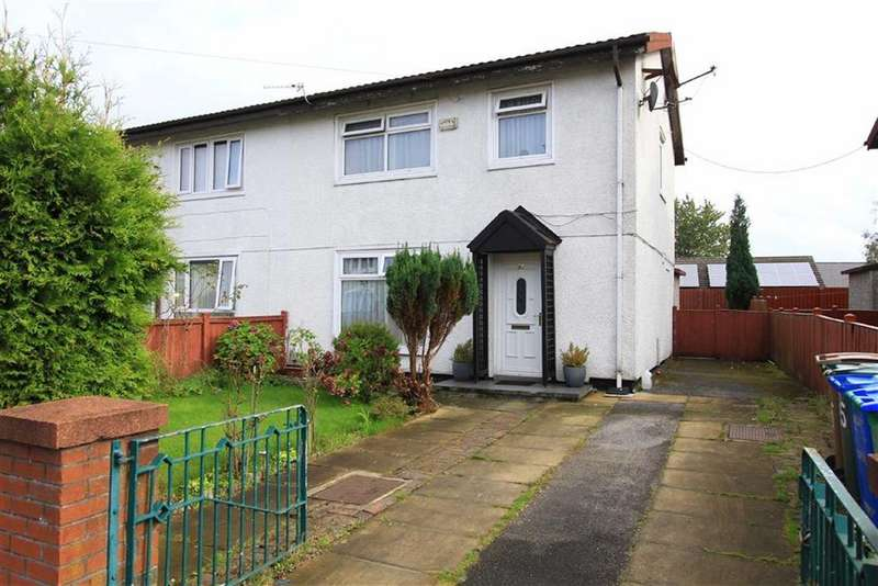 3 Bedrooms Semi Detached House for sale in 35, Wensley Way, Kingsway, Rochdale, OL16