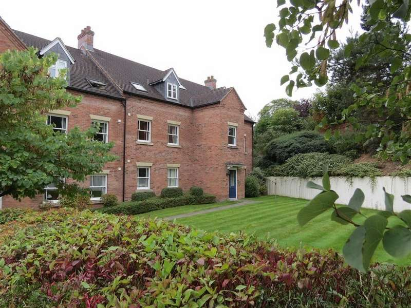 2 Bedrooms Apartment Flat for sale in Copthorne Gate, Copthorne Road, Shrewsbury, Shropshire