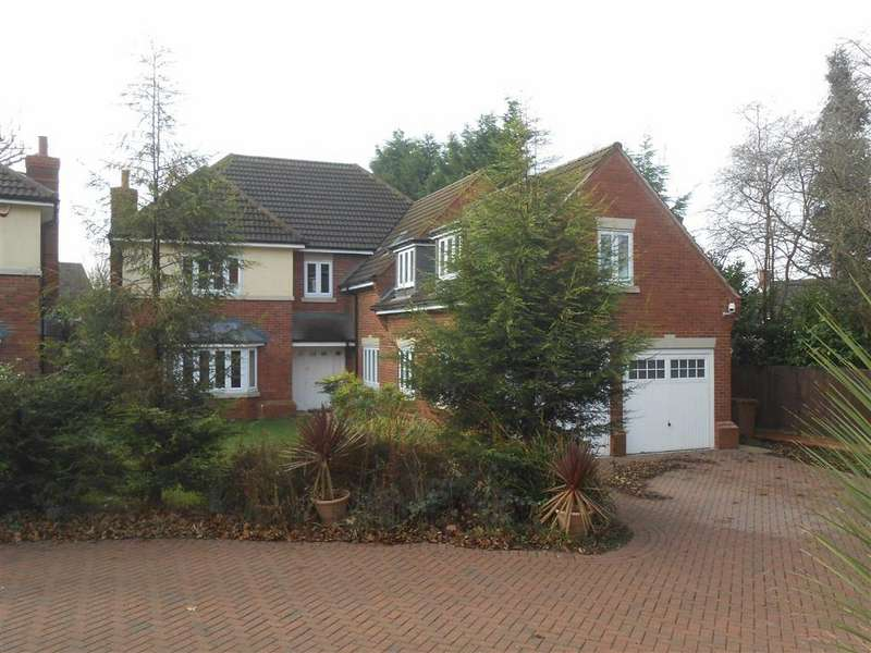 5 Bedrooms Detached House for sale in Paddock Gardens, Walsall, West Midlands