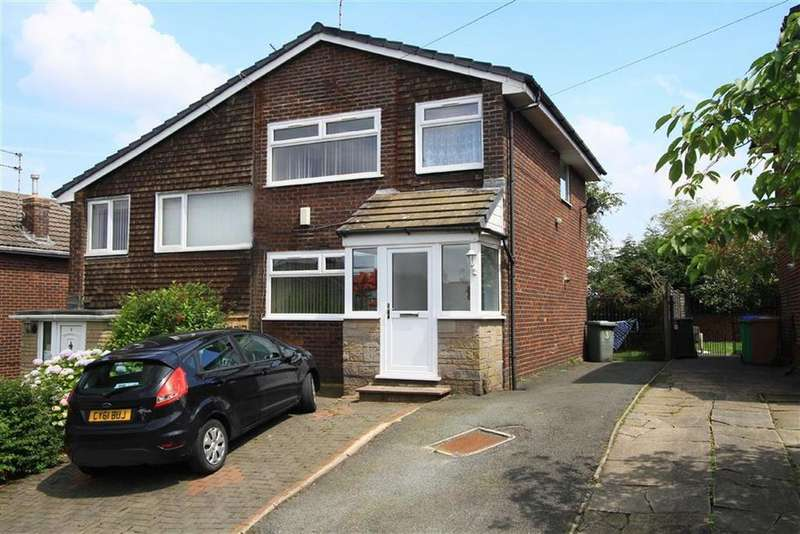 3 Bedrooms Semi Detached House for sale in 3, Brooks End, Norden, Rochdale, OL11