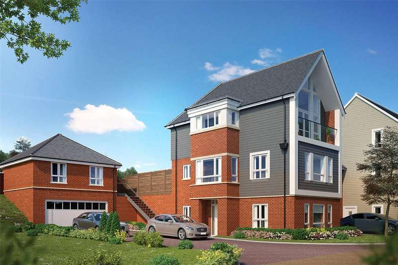 4 Bedrooms Detached House for sale in The Fern, 1811, Powder Mill Lane, Leigh, TN11
