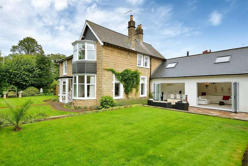 5 Bedrooms Detached House for sale in Elm House, Nottingham Road, Mansfield