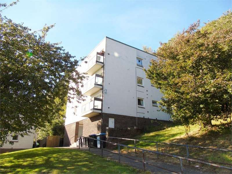 2 Bedrooms Flat for sale in Hawthorn Road, GALASHIELS, Scottish Borders