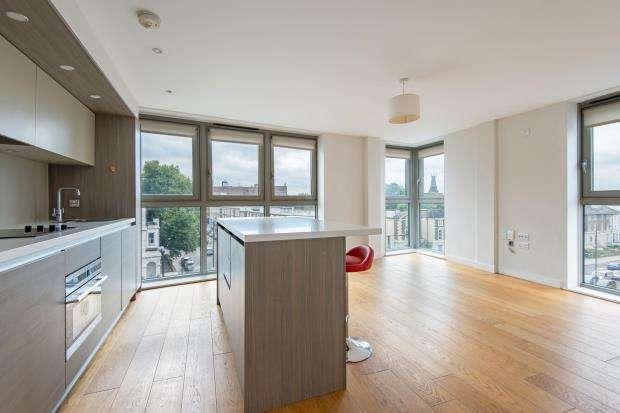 2 Bedrooms Flat for sale in Camden Road, Camden, London, N7