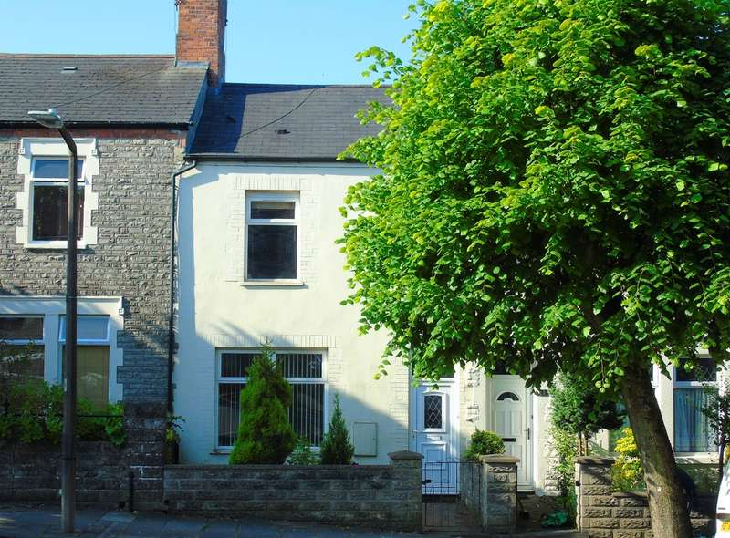 3 Bedrooms Cottage House for sale in Plassey Street, Penarth