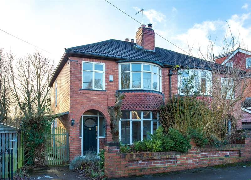 3 Bedrooms House for sale in Ridgeway, Leeds, West Yorkshire, LS8
