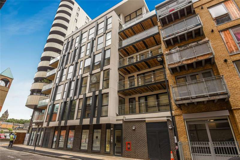 2 Bedrooms Flat for sale in Tyssen Street, London, E8