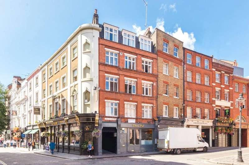 1 Bedroom Flat for sale in Bedfordbury, London, WC2N