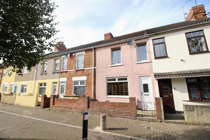 3 Bedrooms Terraced House for sale in Morris Street, Rodbourne, Swindon