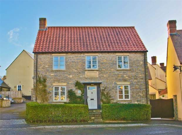 4 Bedrooms Detached House for sale in MIDSOMER NORTON, Radstock, Somerset