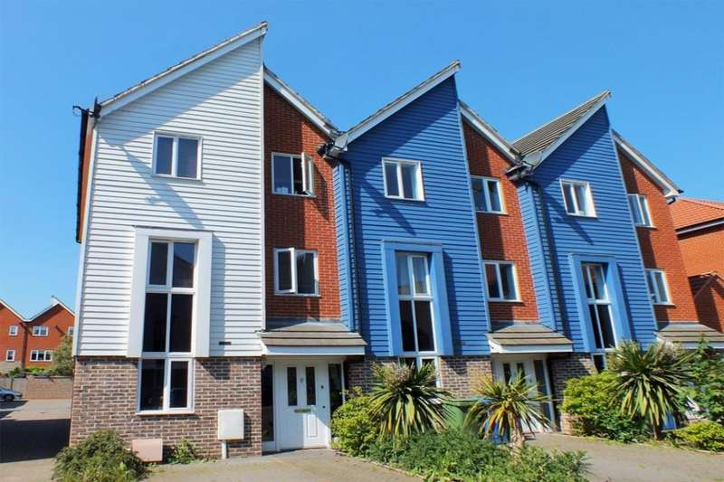 4 Bedrooms Property for sale in Thomas Neame Avenue, Faversham, ME13