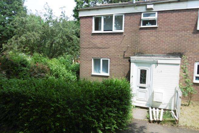 3 Bedrooms End Of Terrace House for sale in 248 Burford, Brookside, Telford, Shropshire, TF3 1LS