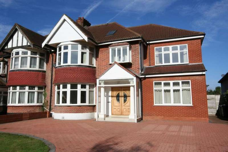 9 Bedrooms Semi Detached House for sale in Wembley Park Drive, Wembley Park HA9 8HD