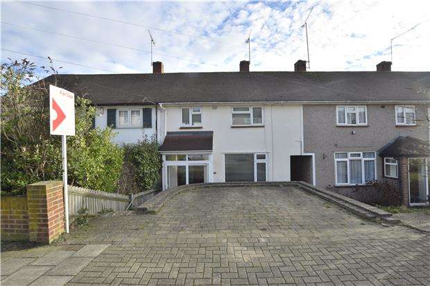 3 Bedrooms Terraced House for sale in Ringshall Road, ORPINGTON, Kent, BR5