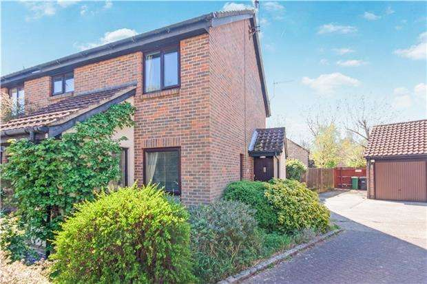 1 Bedroom End Of Terrace House for sale in HORLEY, RH6