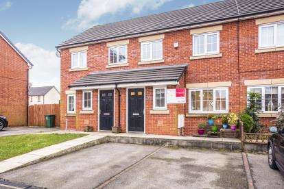 3 Bedrooms Terraced House for sale in Sutherland Place, Buckshaw Village, Chorley, Lancashire