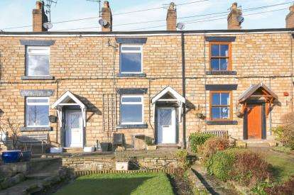 2 Bedrooms Terraced House for sale in Russell Street, Compstall, Stockport, Cheshire