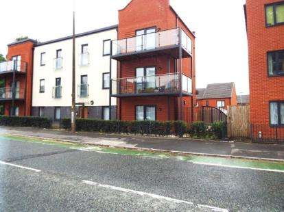 1 Bedroom Flat for sale in Liverpool Street, Salford, Greater Manchester