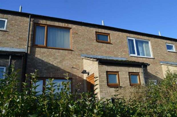 3 Bedrooms Terraced House for sale in Burrows Court, Lumbertubs, Northampton NN3 8JN