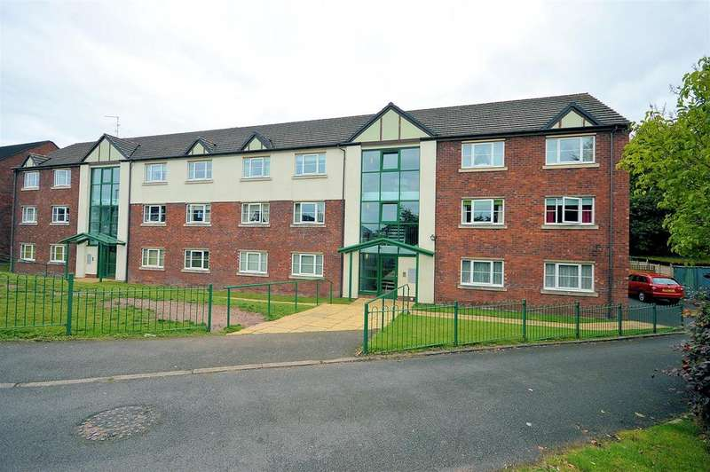 2 Bedrooms Apartment Flat for sale in Lightley Close, Sandbach