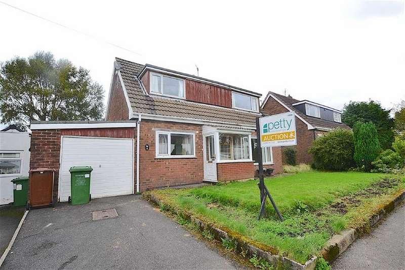 3 Bedrooms Detached Bungalow for sale in Wallhurst Close, Worsthorne, Lancashire