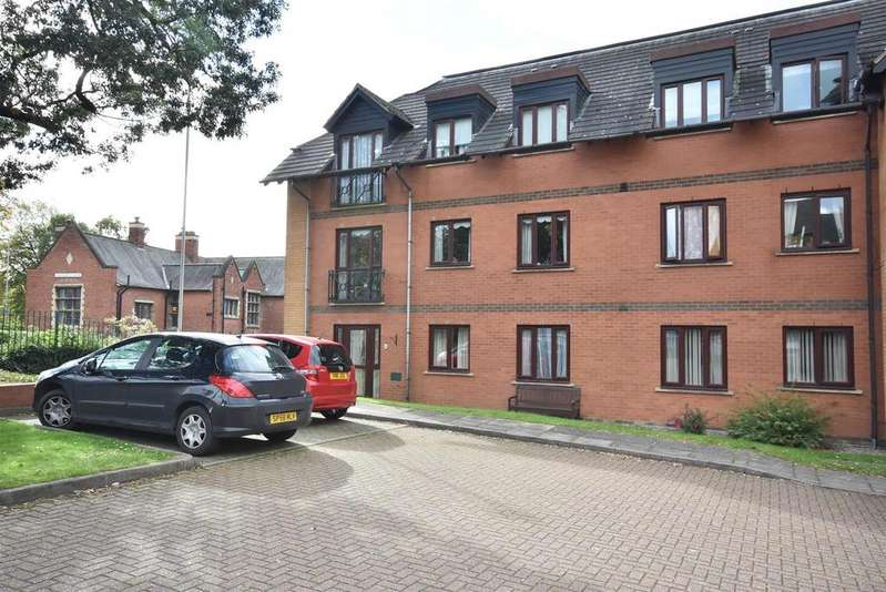 2 Bedrooms Flat for sale in Kettering Town Centre