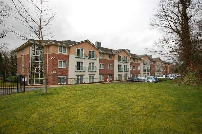 1 Bedroom Retirement Property for sale in Heyeswood, Heyes Avenue, Haydock, ST HELENS, Merseyside