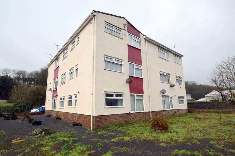1 Bedroom Ground Flat for sale in 22 Millfield, Bridgend, Bridgend County Borough, CF31 4JQ.
