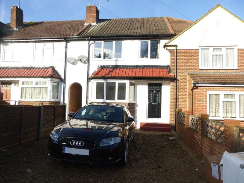 3 Bedrooms Terraced House for sale in Ownsted Hill, New Addington, CR0