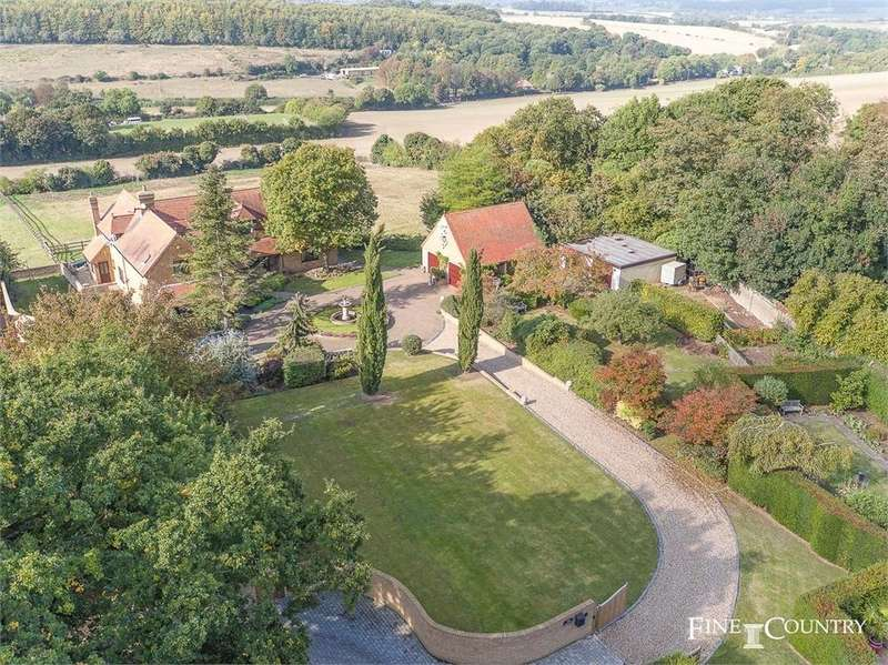 5 Bedrooms Detached House for sale in Hartley, Fawkham, Kent