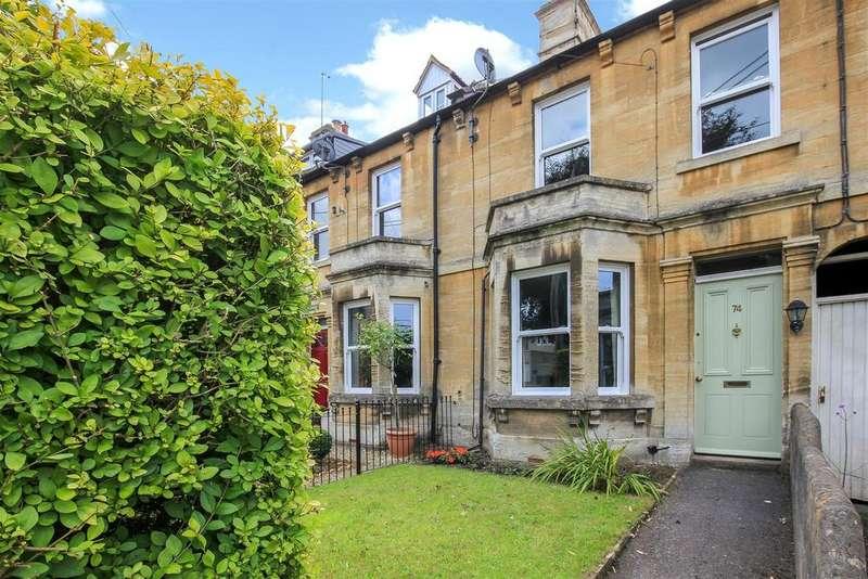 2 Bedrooms Terraced House for sale in Trowbridge Road, Bradford-On-Avon