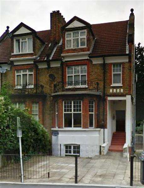 2 Bedrooms Apartment Flat for sale in Palace Road, London