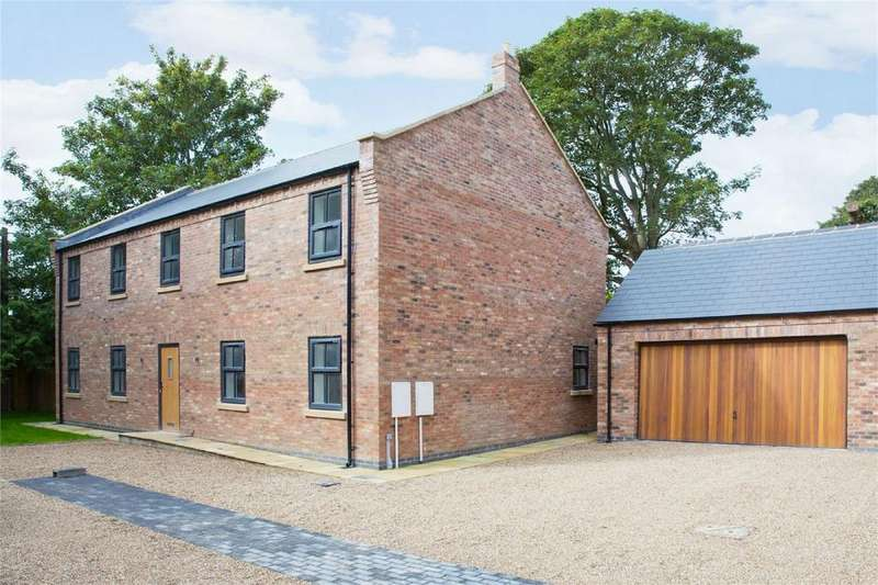 5 Bedrooms Detached House for sale in Beck Court Development, Keldspring Lane, Barmby Moor